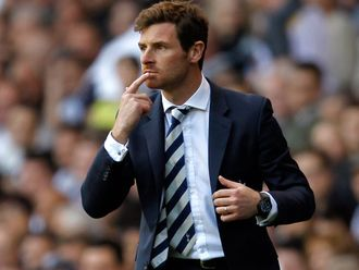Andre Villas-Boas: Determined to guide Tottenham into the top four