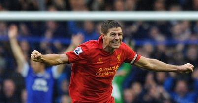 Steven Gerrard: Hopeful to be back from injury in a couple of weeks