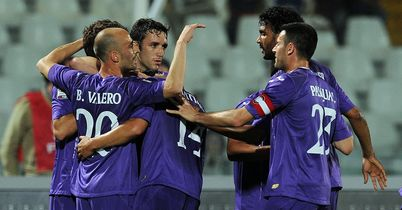 Fiorentina fire futile five