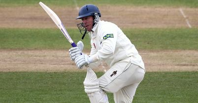 North fires for Glamorgan