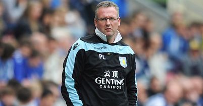 Paul Lambert: Getting his squad together