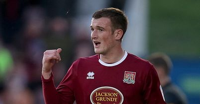 Collins commits to Cobblers