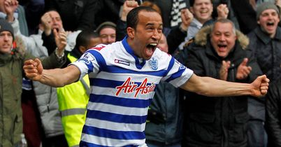Andros Townsend: Bright spark for QPR
