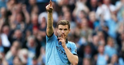 Dzeko wants World Cup