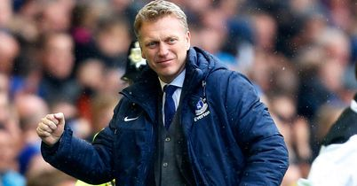 Moyes targeting record haul