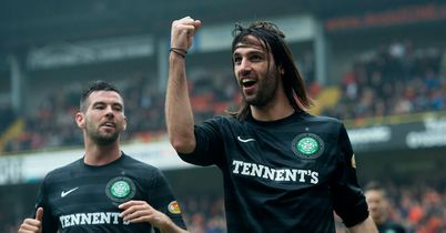 Samaras double in Celtic win
