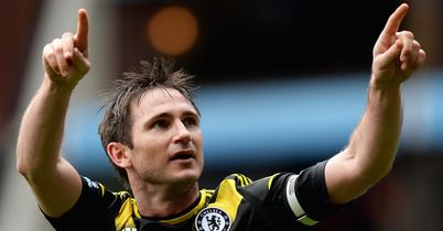Frank Lampard: Has made a mockery of decision not to tie him down to new deal