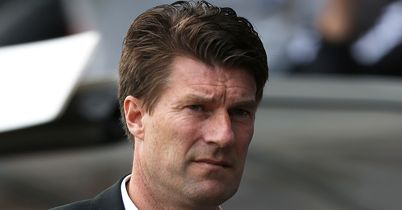 Michael Laudrup: Hinted he could be prepared to sell Ashley Williams