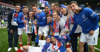 Brechin first up for Rangers