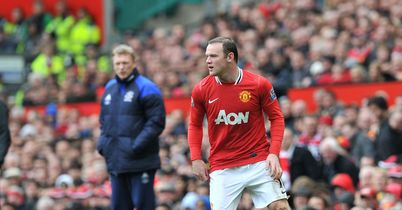 Wayne Rooney: Unlikely to have a future under David Moyes