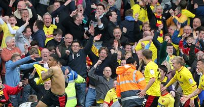 Watford sell out allocation