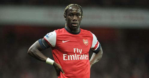Bacary Sagna: Confident he can win titles with Arsenal