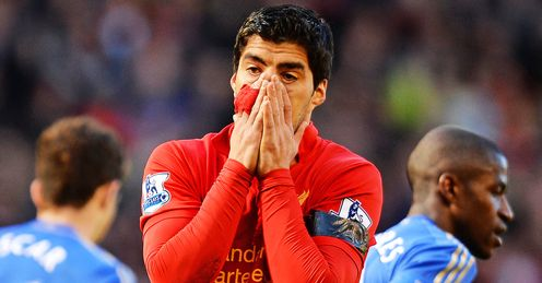 Luis Suarez: Could be on his way to Madrid
