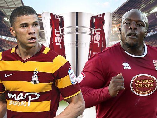 %name Bradford v Northampton: Live Stream of the League Two play off final