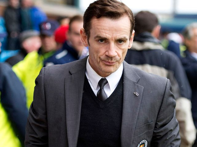 Danny Lennon: 'It's a small step for us'