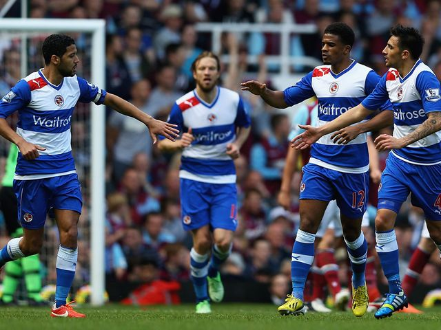 Garath McCleary: Scored a fine goal for Reading
