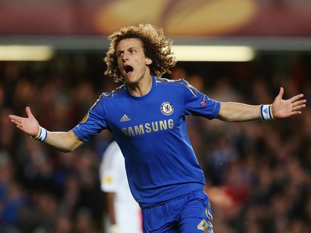 David Luiz: Linked with move to Paris Saint-Germain
