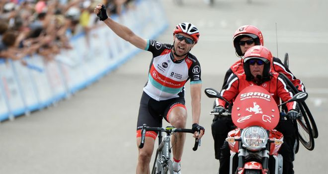 Jens Voigt: Won Stage Five in California
