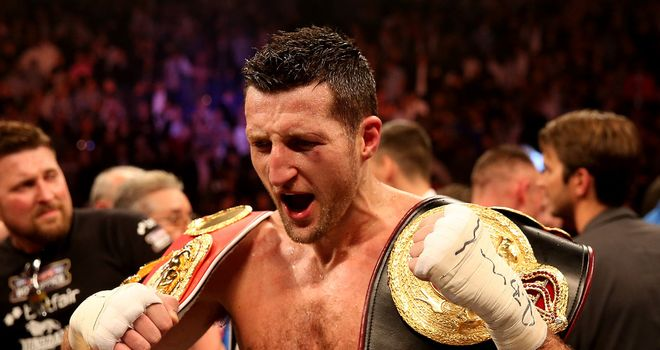 Froch: will face Groves next summer, says Hearn
