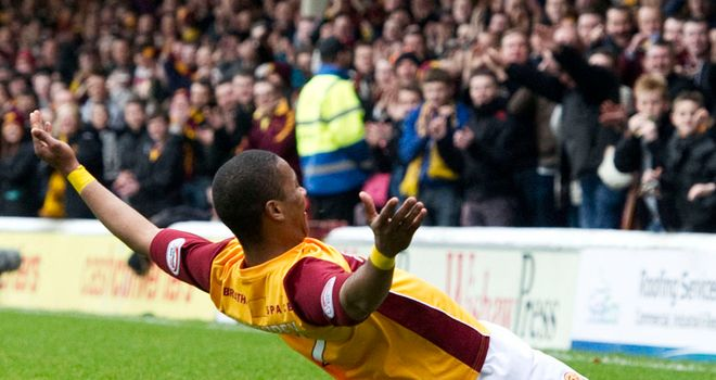 Chris Humphrey: Inspired Motherwell to a 2-0 win at Fir Park