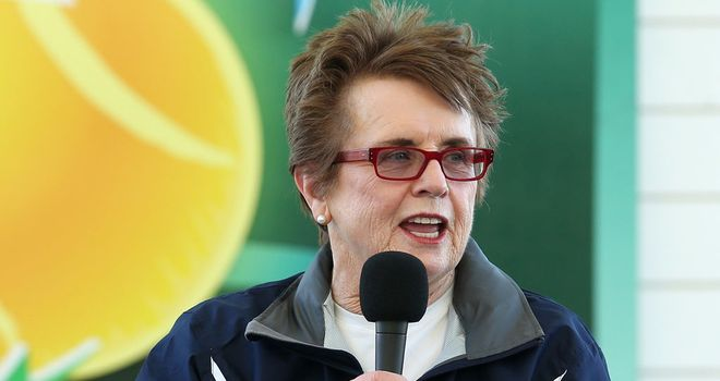 Billie Jean King brings in Andy Roddick and Venus Williams to boost World Team Tennis