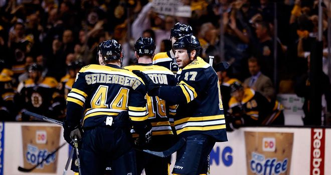 Boston Buins will do battle with the Pittsburgh Penguins in the Eastern Conference finals