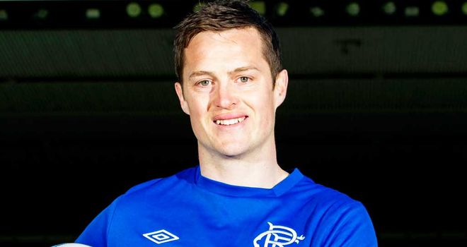 Jon Daly: Irish striker has signed for Rangers as a free agent
