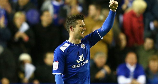David Nugent: Went close at York