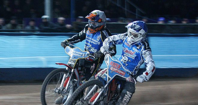 Dawid Stachyra: Now staying with Poole Pirates (Pic credit Mike Hinves)