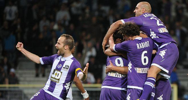 Toulouse won 2-1