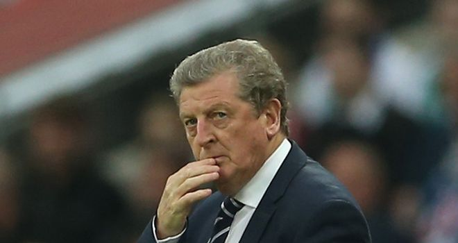 Roy Hodgson: Plenty to ponder as England slip down the world rankings