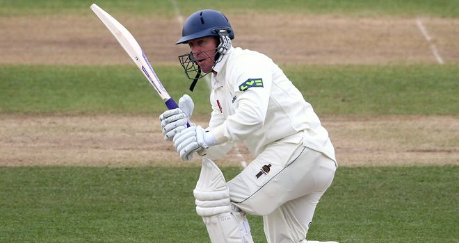 Murray Goodwin: Notched his 70th first-class century