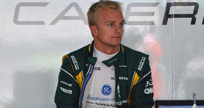 Heikki Kovalainen: Back in the Caterham for P1 at Spa and Monza
