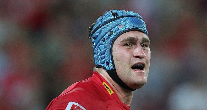 James Horwill: Committed to the Reds and ARU