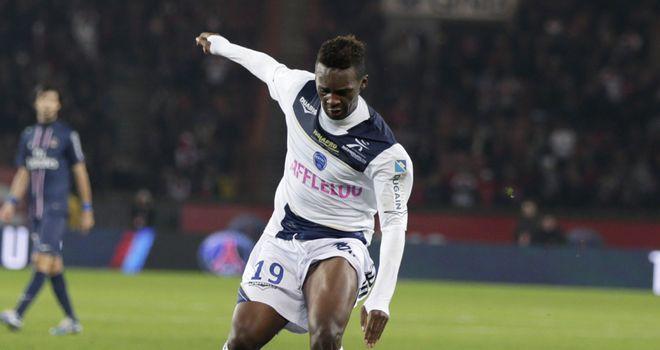 Troyes won 1-0