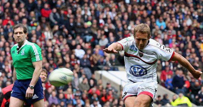 Wilkinson: Will he taste Heineken Cup glory?