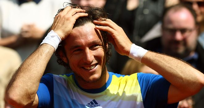 Juan Monaco: Has won in Houston before and can do so again at 10/1