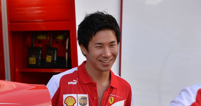 Kamui Kobayashi: Could he make a return to the grid?