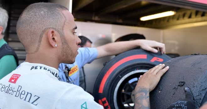 Mercedes: To face an official hearing into their Barcelona tyre test