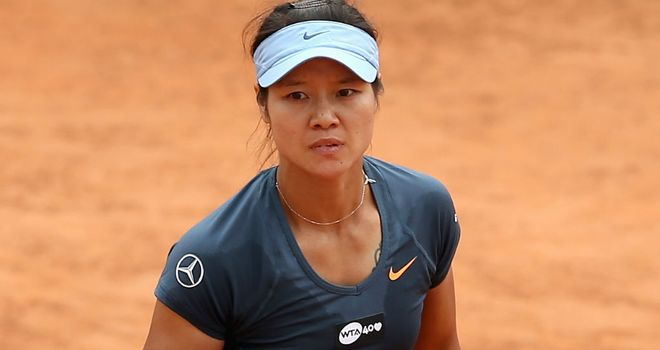Li Na: Came through against fellow countrywoman Zheng Jie