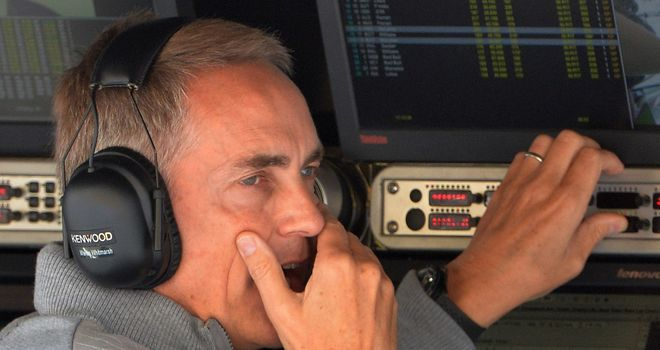 "Martin Whitmarsh: Decision ""seemed like the right thing to do"""