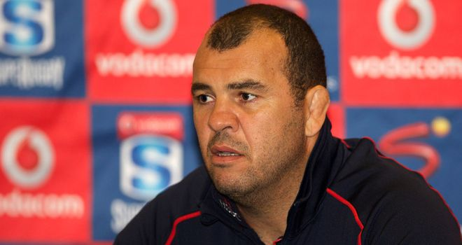 Michael Cheika: 'Hard nut' will have Waratahs fired up