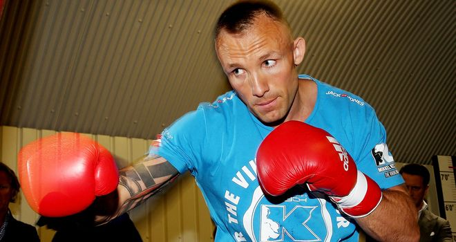 Mikkel Kessler would be a good test for Gennady Golovkin, says Glenn