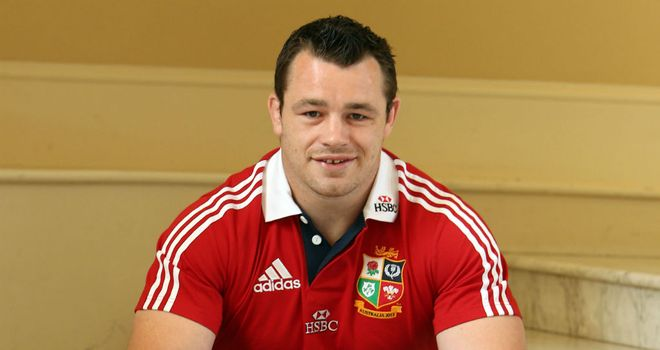 Cian Healy: Excited at Lions call up