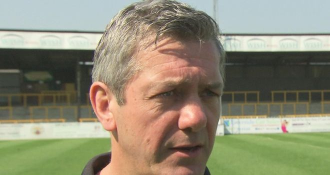 Daryl Powell: Castleford Tigers coach looking to bolster his squad