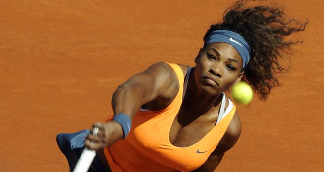 Serena Williams: On course for the 50th title of her career
