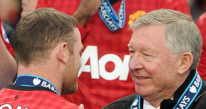 Sir Alex Ferguson: Wayne Rooney not his issue anymore
