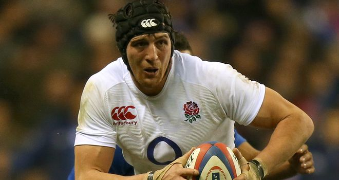 Tom Wood: Will captain England for their tour of South America