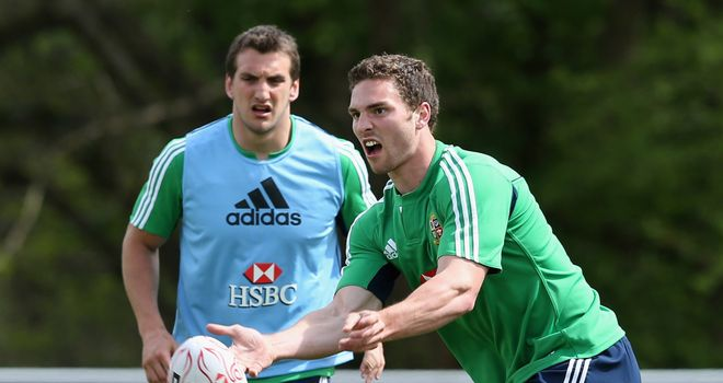 George North: wants the 2013 tour of Australia to be successful