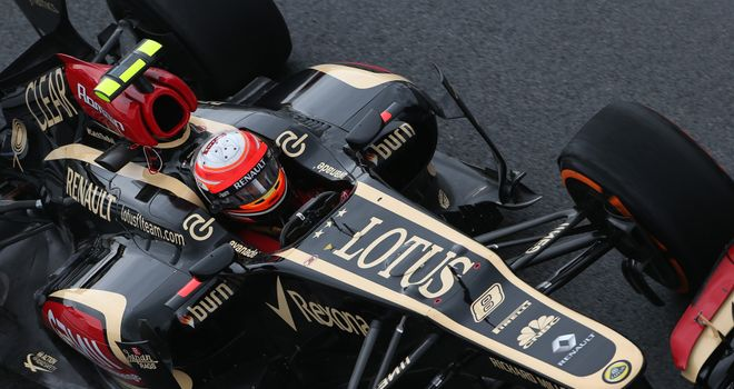Romain Grosjean: Experienced a challenging start in Barcelona